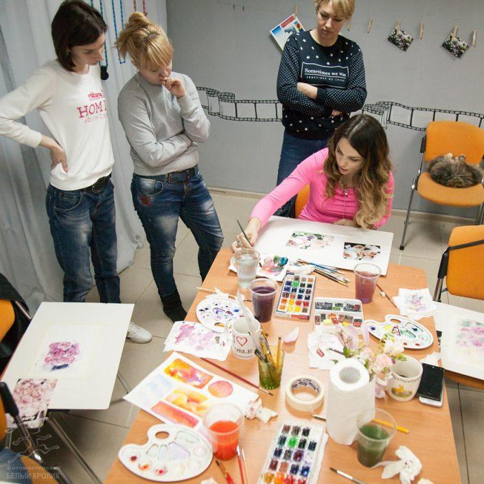 научится рисовать мастер класс Екатерина Сухоцкая Симферополь