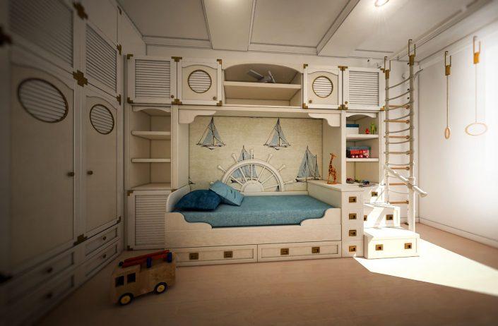 Симферополь Севастополь Ялта Крым Москва художник дизайнер детская для мальчика