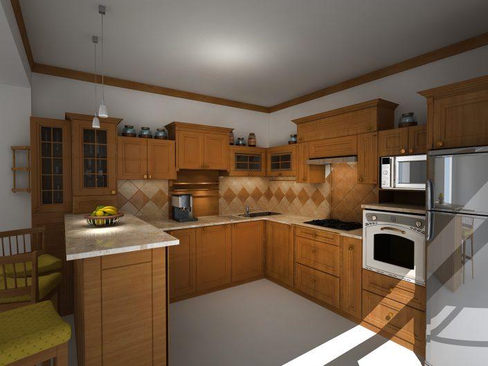 Симферополь дизайн кухни