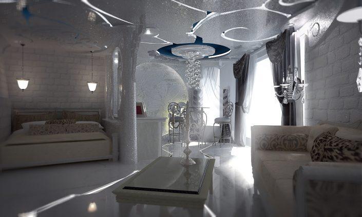 Алушта соляная комната дизайнер интерьеров