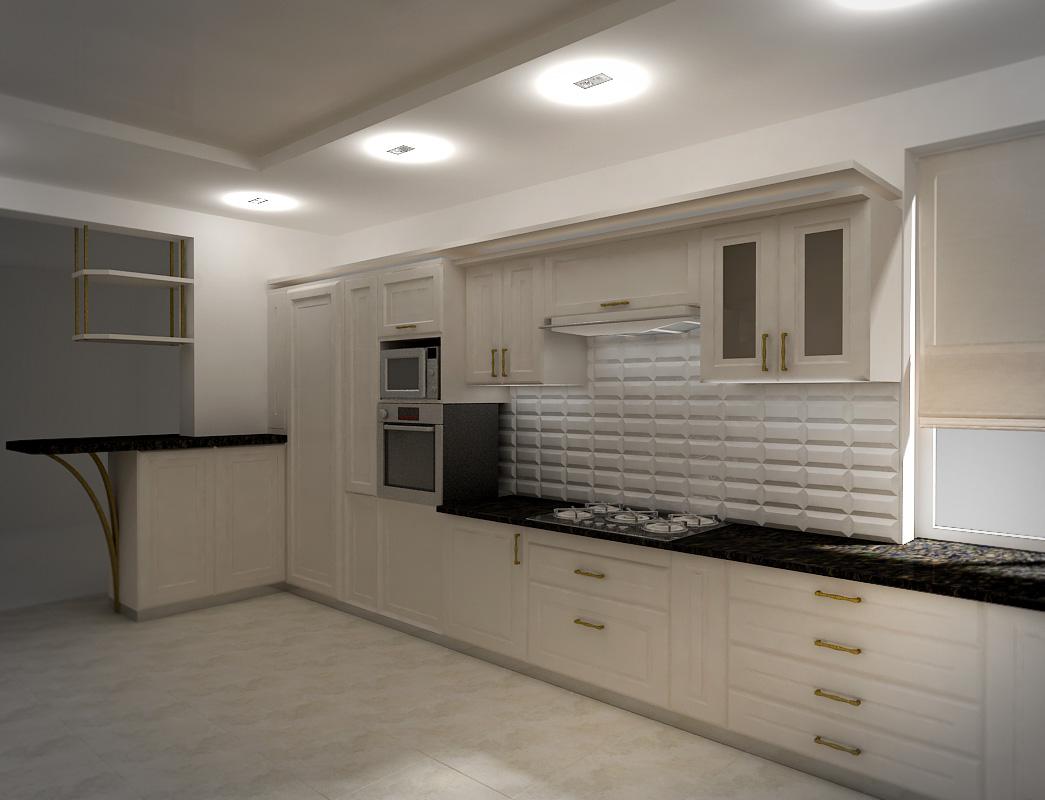 кухня. Проектирование мебели Симферополь